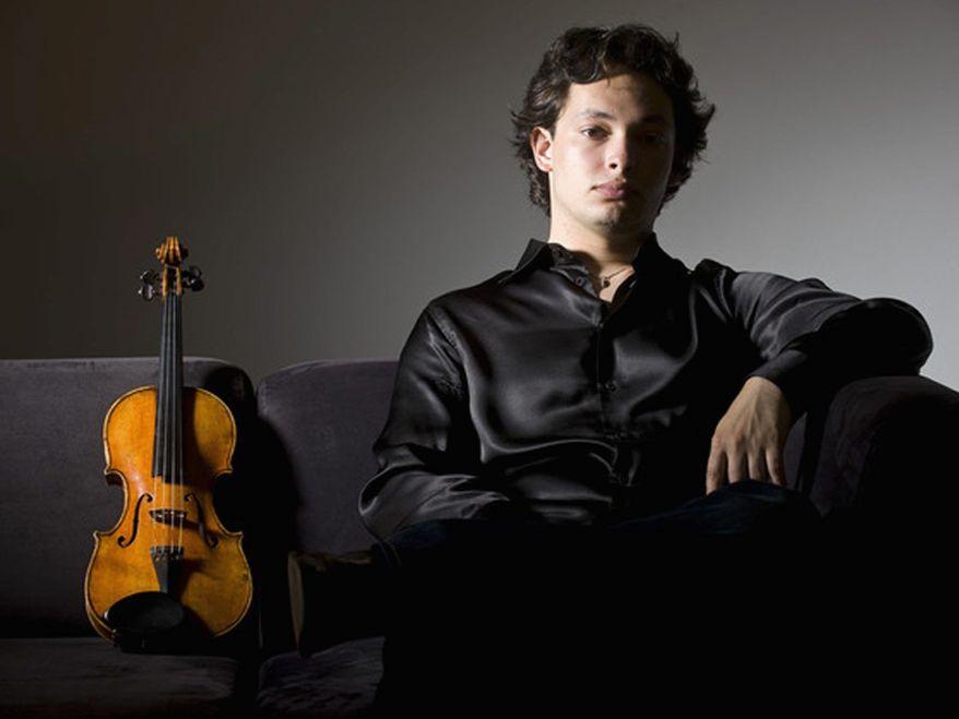 Concert: Violinist Yevgeny Kutik