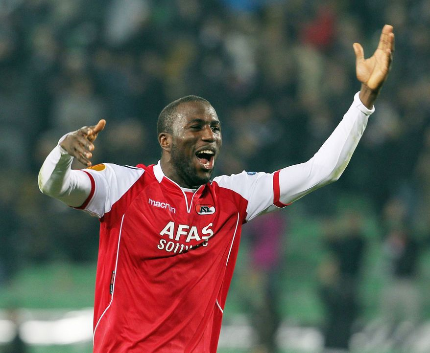 Jozy Altidore, considered by many to be the best U.S. attacker, has 13 goals in 46 international appearances. (Associated Press)
