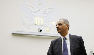 Attorney General Eric H. Holder Jr.'s relationship with Congress has grown testier than any other Cabinet secretary as he has fended off various inquiries. (Associated Press)