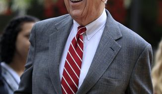 **FILE** Sen. Frank Lautenberg, New Jersey Democrat (Associated Press)