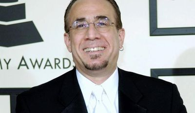 Jazz musician Bobby Sanabria had challenged the removal of best Latin jazz album as a Grammy category. (Associated Press)