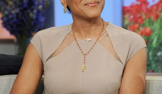 Robin Roberts (Associated Press)
