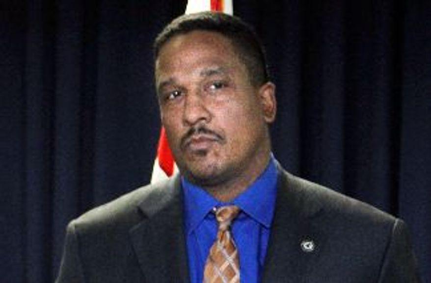 U.S. Attorney Ronald C. Machen Jr. (Associated Press)