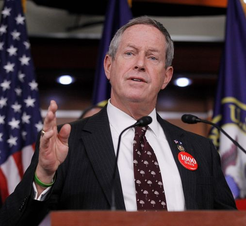 """Regarding any deal to overhaul the nation's tax code, Rep. Joe Wilson, South Carolina Republican, said, """"While I generally support tax reform and getting rid of loopholes, I would have to see what loopholes we're talking about."""" (Associated Press)"""