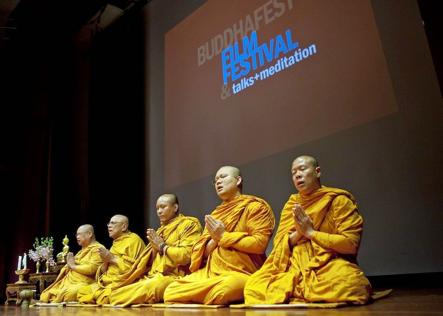 Should you love, or not love? You may very well find the answer at this year's BuddhaFest in Arlington.
