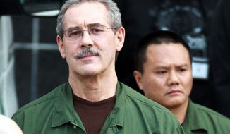 R. Allen Stanford, once considered one of the wealthiest people in the U.S. with a financial empire that spanned the Americas, was convicted on charges he bilked investors out of more than $7 billion. He received a 110-year sentence. (Associated Press)