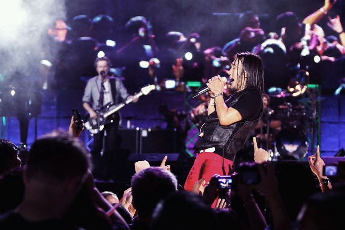 """""""Don't Stop Believin': Everyman's Journey"""" tells the life story of Arnel Pineda, the once-homeless new lead singer for the arena-filling rock band Journey. His band mates, needing a frontman, found him on a YouTube video."""