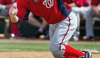 Bryce Harper (Andrew Harnik/The Washington Times)
