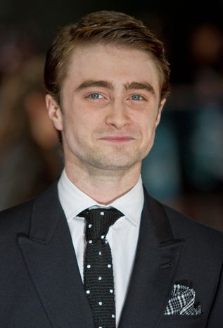 """""""Harry Potter"""" star Daniel Radcliffe is among the A-list actors signed up for a new London theater troupe. He will appear in """"The Cripple of Inishmaan."""" (Associated Press)"""