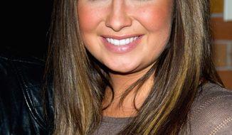 Bristol Palin (AP photo)