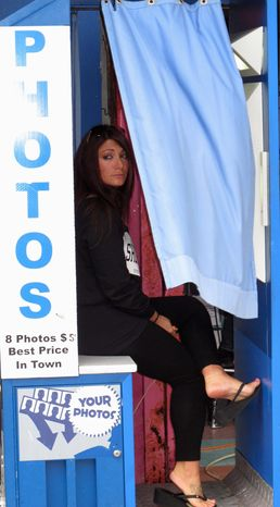 """Deena Cortese, a cast member of MTV's """"Jersey Shore,"""" has a municipal court date next month on a disorderly persons charge after allegedly dancing in the street and interfering with traffic in Seaside Heights, N.J., where the show is taped. (Associated Press)"""