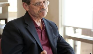 Elmo Collins, regional administrator of the Nuclear Regulatory Commission, speaks June 17, 2012, during an interview in San Juan Capistrano, Calif. (Associated Press)