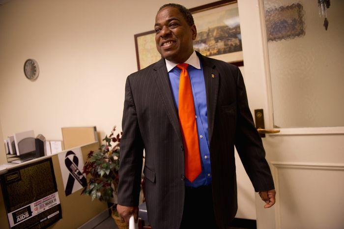 Vincent B. Orange