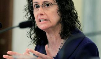 Illinois state Attorney General Lisa Madigan (left)and Cook County  State'