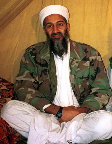 ** FILE ** This is an undated file photo of al Qaeda leader Osama bin Laden in Afghanistan. (AP Photo, File)