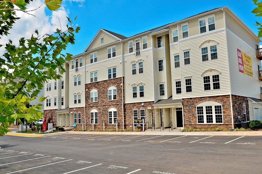 Van Metre Homes is building 159 condominiums at Mercer Park Metropolitan Flats and Towns at Stone Ridge in Aldie. The homes have 1,000 to 2,534 finished square feet, with base prices from $199,990 to $309,990.
