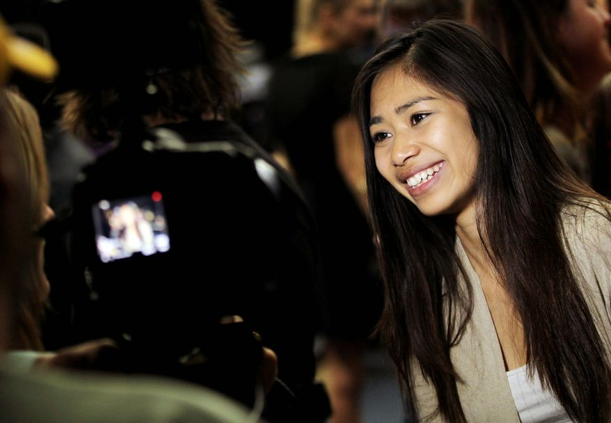 """American Idol"" runner-up Jessica Sanchez is in talks to appear in several episodes of ""Glee,"" according to the Hollywood Reporter. (Invision)"