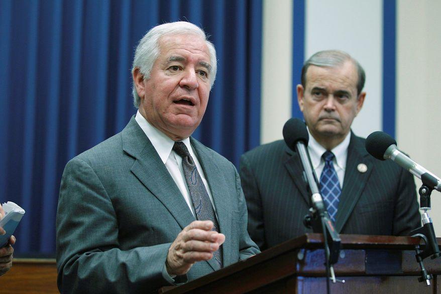 Rep. Nick J. Rahall, West Virginia Democrat (Associated Press)