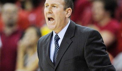 Coach Mike Gillian and the Lancers will be competing this season in the Big South. (Associated Press)