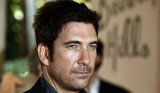Actor Dylan McDermott's mother was killed by her gangster boyfriend in 1967, according to Connecticut police who reopened the case. The boyfriend, John Sponza, was killed in 1972. (Associated Press)