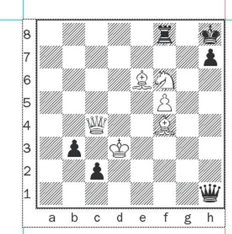 Yanayt-Molner after 59. Nf6.