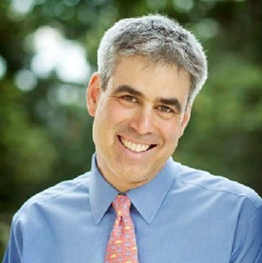 Author Jonathan Haidt (Photo provided by Random House)