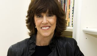 Author, screenwriter and director Nora Ephron is seen at her home in New York in November 2010. Publisher Alfred A. Knopf confirmed on Tuesday, June 26, 2012, that Ephron died Tuesday of leukemia in New York. She was 71. (AP Photo/Charles Sykes)