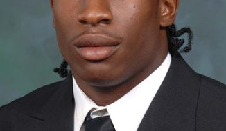 **FILE** This 2006 photo provided by Rice University shows defensive back Dale Lloyd, who died Sept. 25, 2006, after collapsing during a football workout in Houston. (Associated Press/Rice University)