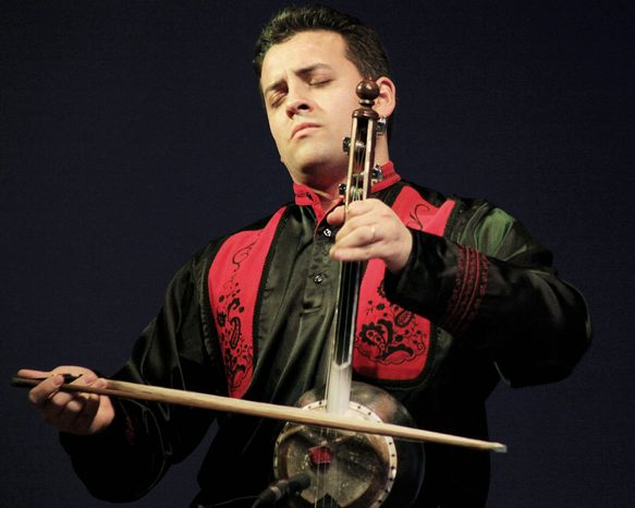 Good shows worth seeing will be part of the Smithsonian Folk Life Festival this weekend. For more international flavors, there's Imamyar Hasanov (shown) and Pezhham Akhavass, two Azerbaijani musicians who will bring the sounds of the Caspian Sea to D.C.