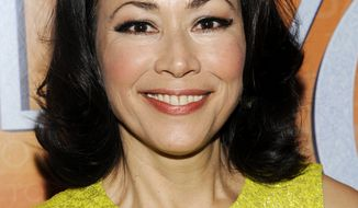 "**FILE** NBC's ""Today"" show co-host Ann Curry attends the show's 60th anniversary celebration at the Edison Ballroom in New York on Jan. 12, 2012. (Associated Press)"