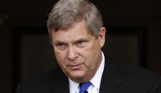 Agriculture Secretary Tom Vilsack (Associated Press)
