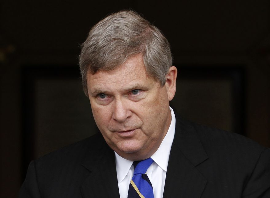Agriculture Secretary Tom Vilsack (Associated Press)