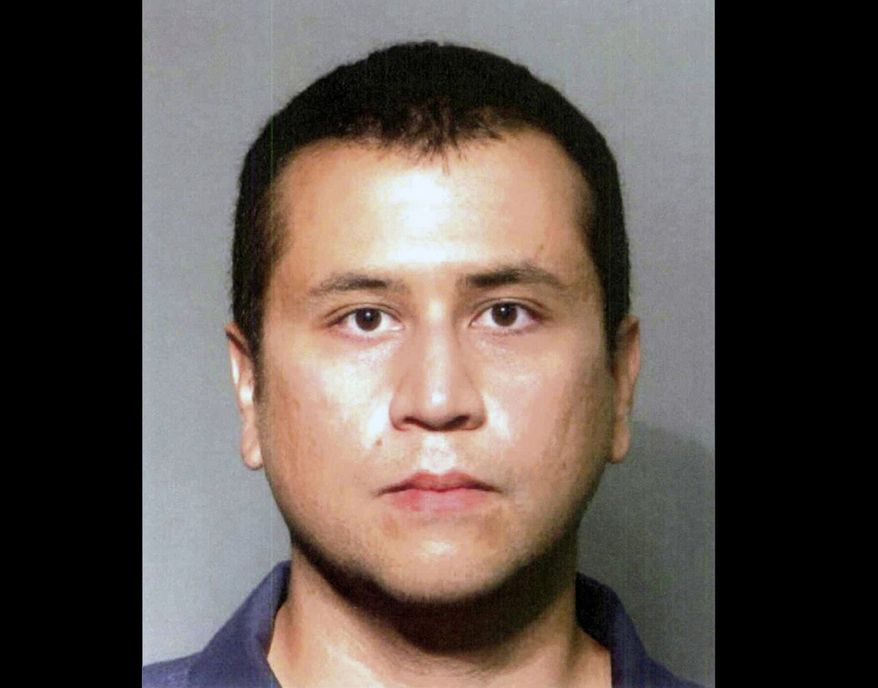 ** FILE ** This file booking photo provided by the Seminole County Sheriff's Office shows George Zimmerman. Zimmerman is charged with second-degree murder in the shooting of Trayvon Martin. Zimmerman has a second bond hearing Friday, June 29, 2012. He was released on $150,000 bond in April, but the judge revoked the bond after prosecutors presented evidence that Zimmerman and his wife had misled the court about how much money they had. (AP Photo/Seminole County Sheriff's Office, File)