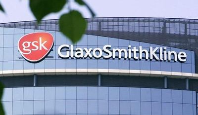 **FILE** The London headquarters of pharmaceutical company GlaxoSmithKline PLC is seen here in 2006. (Associated Press)