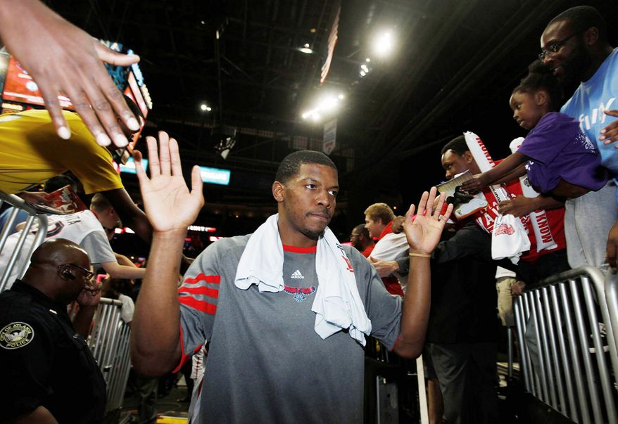 All-Star guard Joe Johnson has four years and $90 million left on his contract. He averaged 18.8 points and 3.9 assists for Atlanta last season. (Associated Press)