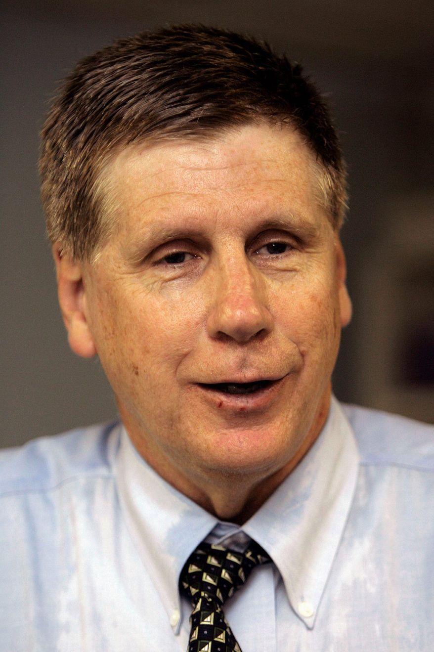 **FILE** Rep. Larry Kissell, North Carolina Democrat (Associated Press)