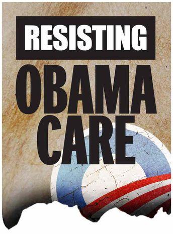 Resisting Obamacare Logo