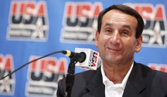The U.S. men's basketball team has a lot of questions to answer before it heads to London for the 2012 Olympic games. (AP Photo/Isaac Brekken,File)