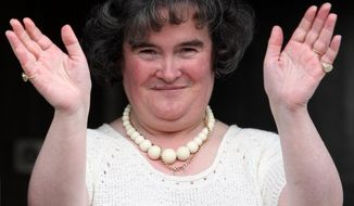 **FILE** Susan Boyle (Associated Press)