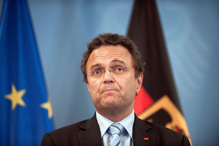 German Interior Minister Hans-Peter Friedrich (AP Photo/dapd, Timur Emek)