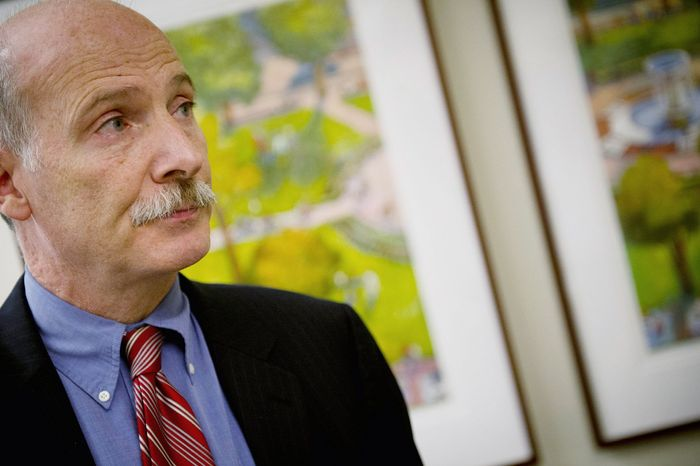 "D.C. Council Chairman Phil Mendelson, a Democrat, says the city has gone through a detailed, science-based review  of its breath-testing program since it ""fell apart"" two years ago. On Tuesday, the council will vote on reviving the program as part  of ""a fairly busy"" agenda before the summer recess. (Rod Lamkey Jr./The Washington Times)"