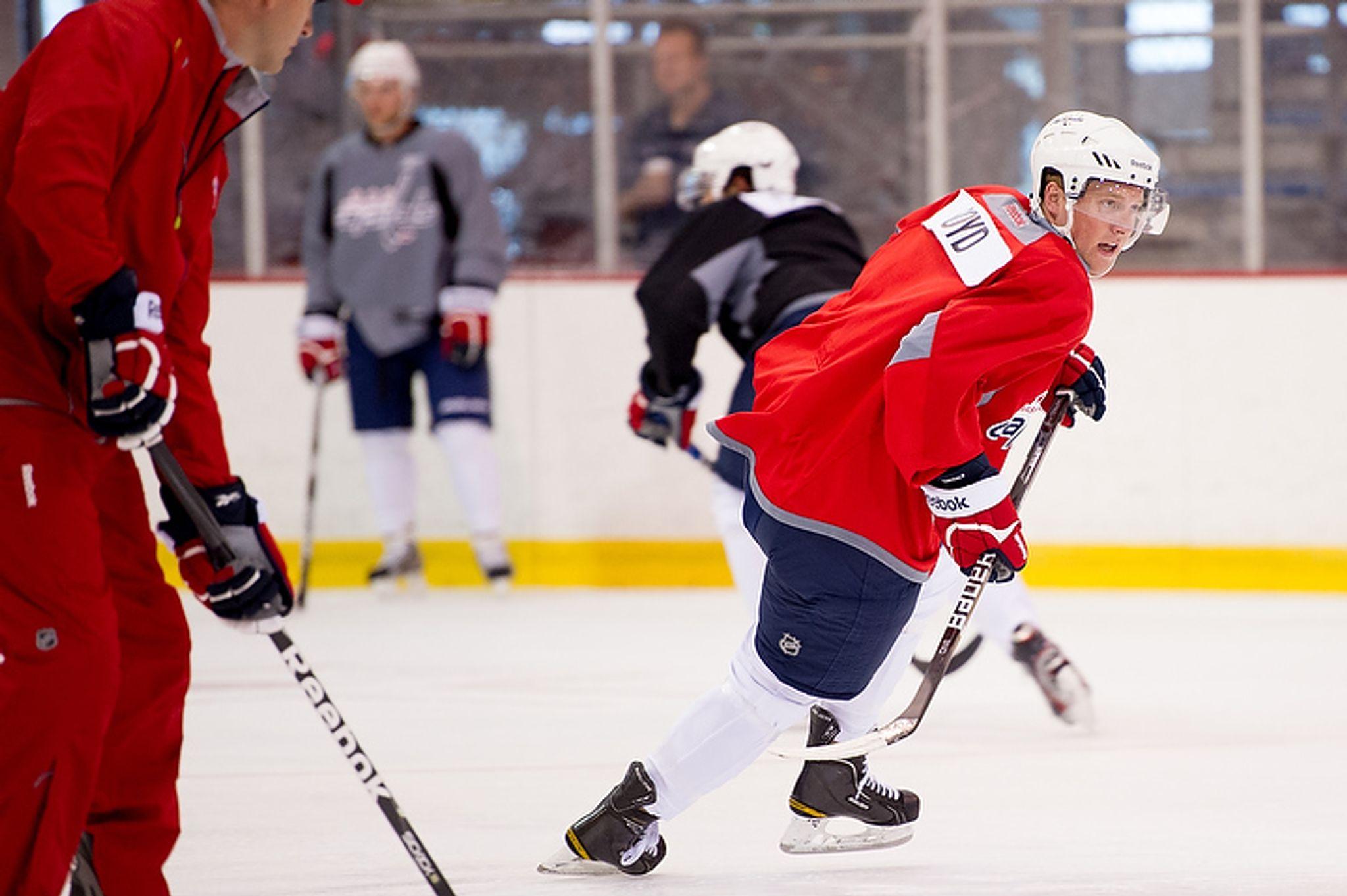 437b681c3cb Capitals recall forward Travis Boyd from AHL - Washington Times