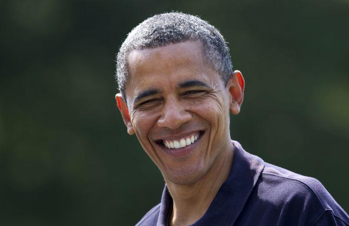 ** FILE ** President Obama. (Associated Press)