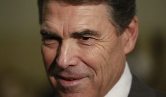 **FILE** Texas Gov. Rick Perry (Associated Press)