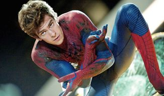 """The Amazing Spider-Man"" pulled in $140 million at the box office in its first six days, demonstrating the lasting appeal of movies about superheroes. (Associated Press)"