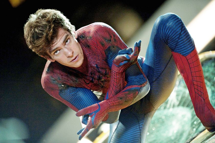 """""""The Amazing Spider-Man"""" pulled in $140 million at the box office in its first six days, demonstrating the lasting appeal of movies about superheroes. (Associated Press)"""