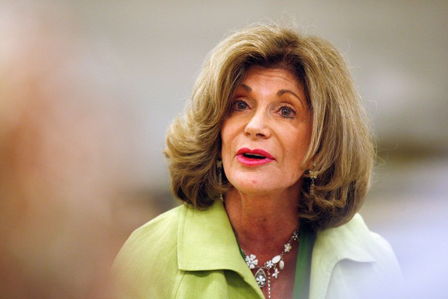 The House Ethics Committee will appoint a panel to determine whether Rep. Shelley Berkley of Nevada violated House ethics rules. (Associated Press)