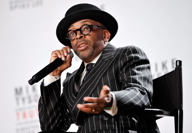 """Spike Lee combed through footage of  Michael Jackson, what he calls """"treasure chest of findings, for documentary about the singer's """"Bad""""album. (INVISION via Associated Press)"""