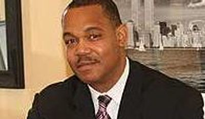 Insuraty Bowie businessman Christopher Lawson served as the president and principal broker for Insuraty Inc., a company that has continued to make campaign contributions despite not being licensed to sell insurance since 2006.