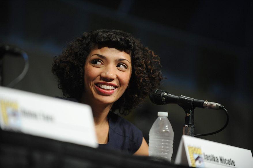 Jasika Nicole (AP photo)